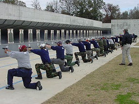 Joint Emergency Services Training Center Firearms